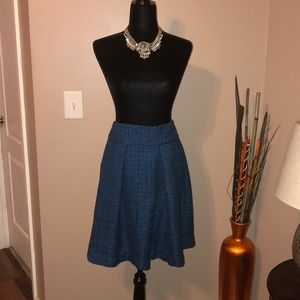 Sparkle Pleaded Skirt